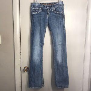 Rock revival jeans boot cut